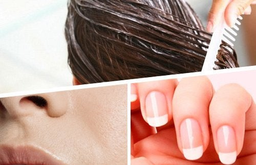 髪・肌・爪のケアに効果的な食品トップ5