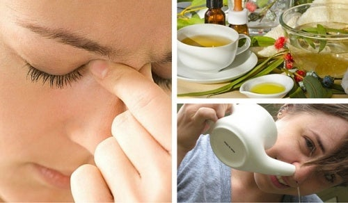 副鼻腔炎を治す自然療法3種