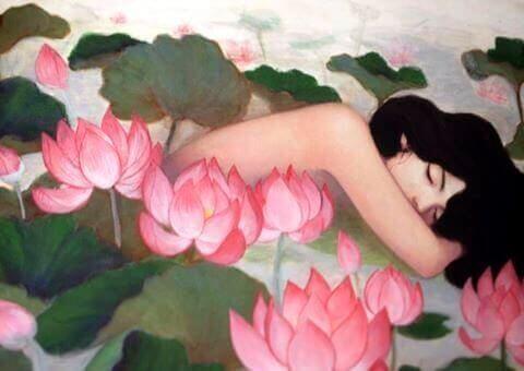 flower-woman