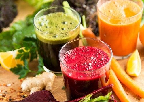 短期間で健康に痩せるフルーツジュースの作り方