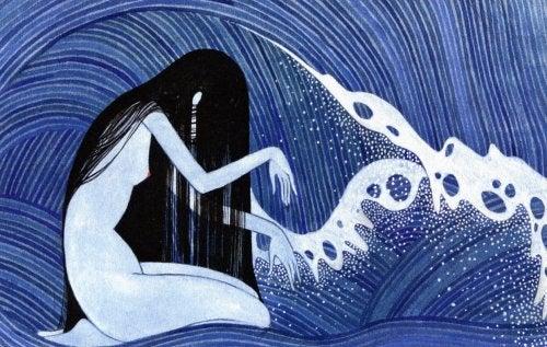 woman-ocean