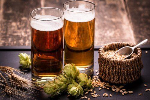 ビールの原材料