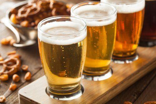 ビールの効用
