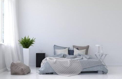 健康的で居心地良い寝室のアイディア5選