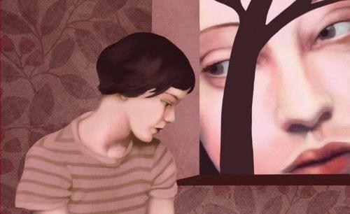 心理的虐待の被害者