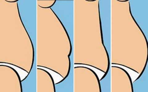 目指せペタンコお腹!タイプ別に見る腹部を平らにする方法