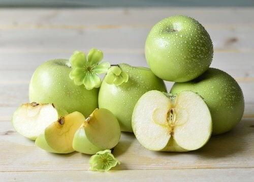 青リンゴの抗炎症作用