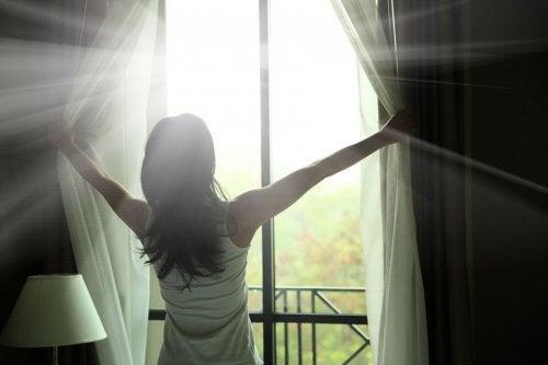 恐れのない人生を生きるため/思いきって飛び出そう