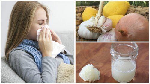 咳、アレルギー、インフルエンザを撃退する玉ねぎのパワー