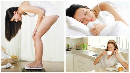 痩せるのを妨げる朝の6つの習慣