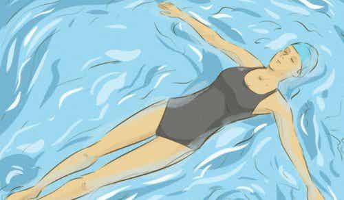水泳の健康維持・改善効果