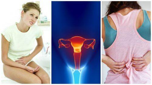 子宮頸がんの主な8つの症状