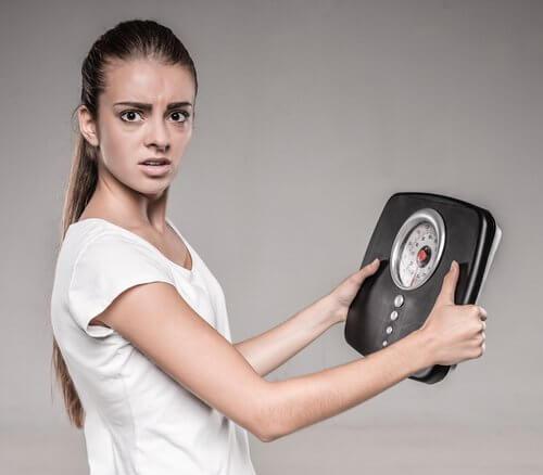 体重の減少