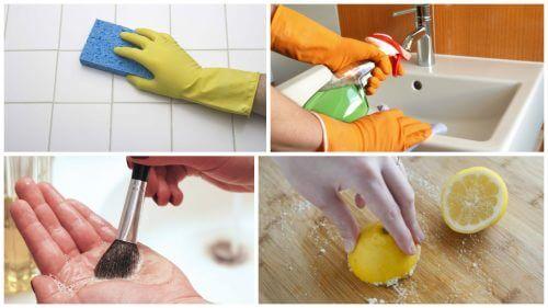 毎日消毒すべき7つの家庭用品
