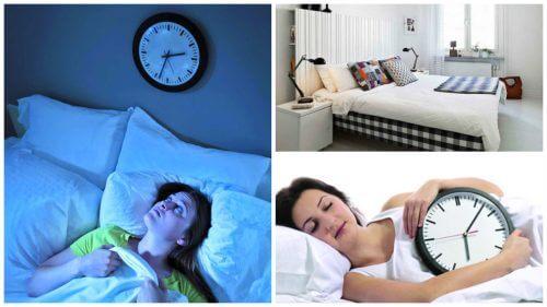 寝つきをよくして/睡眠障害を防ぐ8つの方法