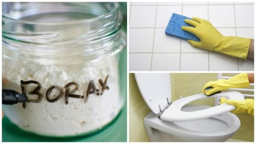ご家庭でボラックスを使う8つの方法