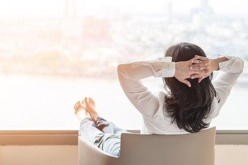 生活の質を改善する5つの習慣