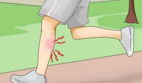 筋肉の痙攣が起こった時の対処法