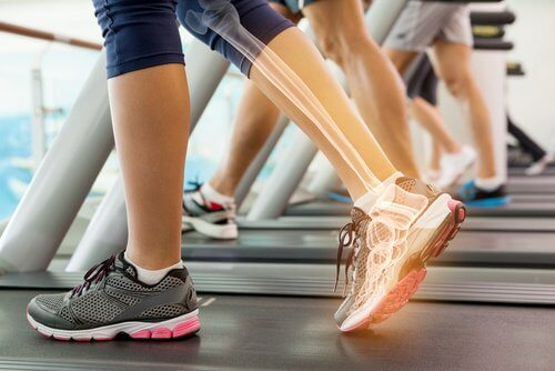 exercising and healthy bones