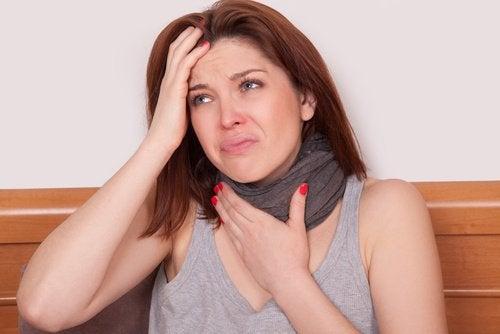 急性喉頭炎