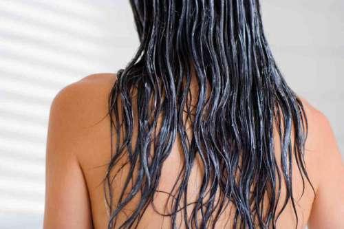 髪を柔らかくする自家製クリーム