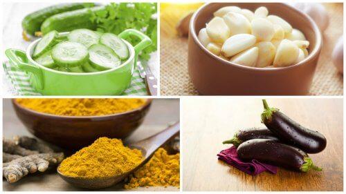 体内の毒素を排出し、免疫力を高める7つの食べ物