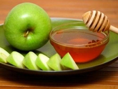 林檎と蜂蜜