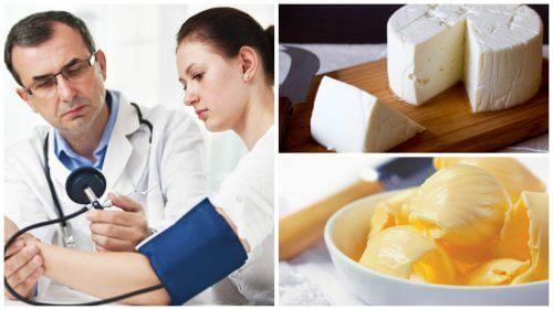 高血圧の人が避けるべき8つの食品