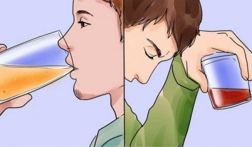 飲酒がもたらす健康への悪影響10