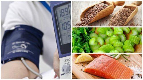 高血圧の症状をコントロールする食品7選