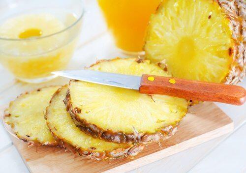 パイナップルを食べるべき5つの理由