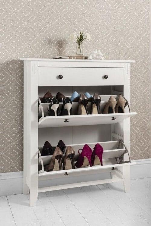 靴の収納-シューズボックス
