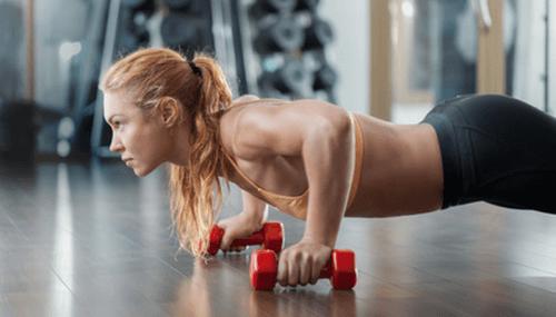 チアシードの効能:筋肉増強