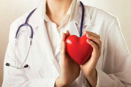 チアシードの効能:心臓の健康維持