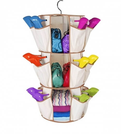 靴の収納-衣類用収納を使った収納方法