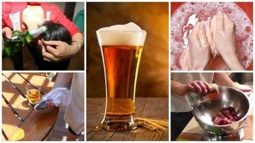 ビールを家庭で活用する9つの方法
