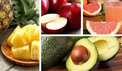 健康に良いフルーツベスト8