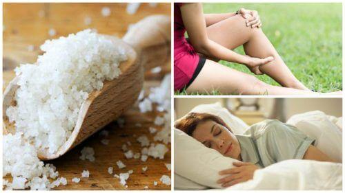 海塩の優れた効能10