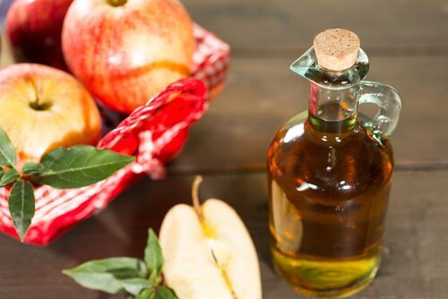 apple cider vinear