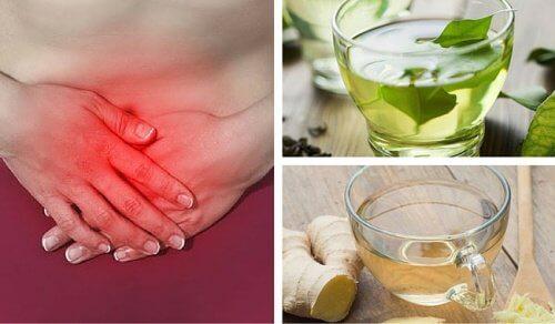 腸を浄化する4つの温かい飲み物