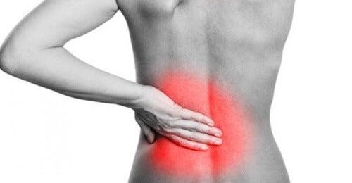 腰痛を自然に緩和する方法