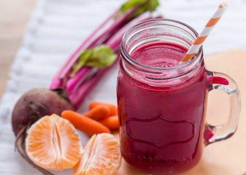 肝臓と膵臓の炎症を治癒する食品7つ