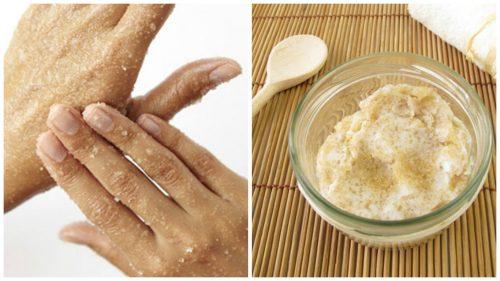 しみを改善するパセリ石鹸の作り方