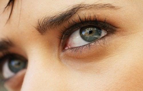 遺伝子の影響:目の色