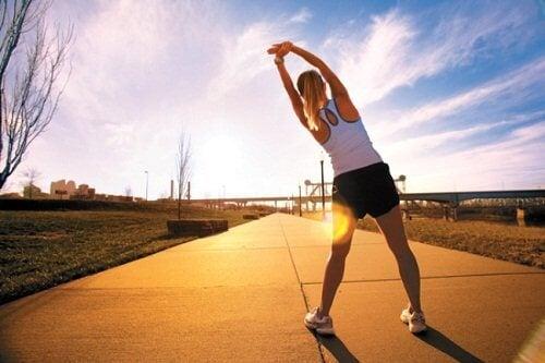 気分を改善する自然療法:運動