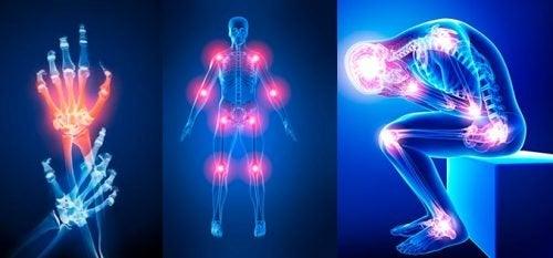 関節の痛みの7つの原因