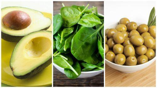 ビタミンEのために是非取り入れたい6つの食べ物