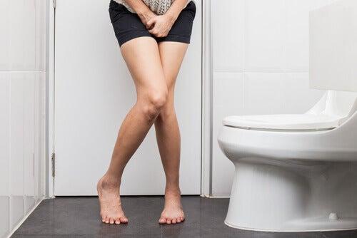 problem with bladder