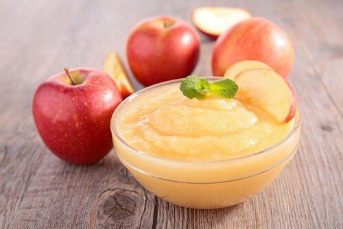 胃痛にいい食べ物 アップルソース