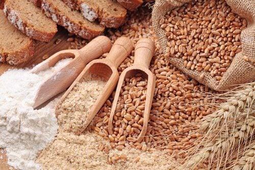 three grains
